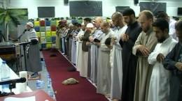Ramadan, prayer times