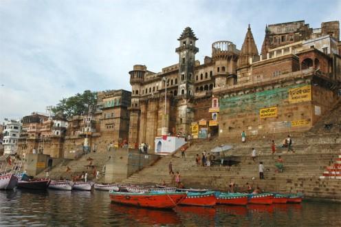 Kashi Vishwanath Temple Vicinity