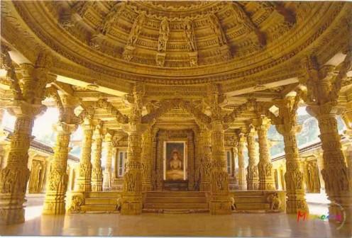 Dilwara Temple interior