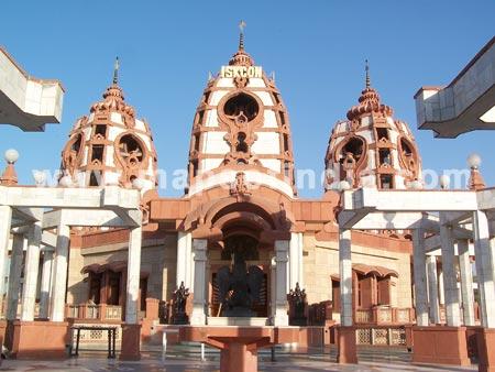 ISKCON Temple,Delhi