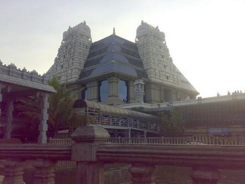 ISKCON Temple,Bangalore