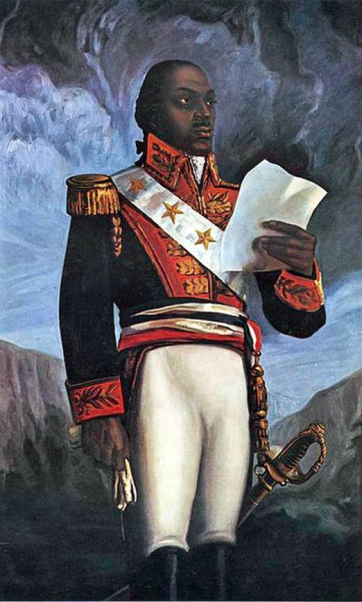 General Toussaint L'Ouverture.
