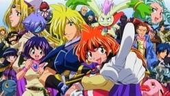Anime Reviews: Slayers Revolution-R
