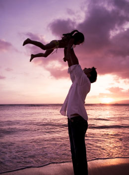Father - a person who is always love his kids unconditionally, who is there for his child everytime a child need, who rushes home from work just to be with his child.