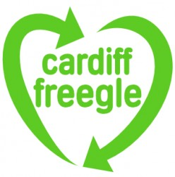 Freegle Re-use Group, Cardiff, Wales
