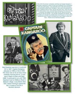 Interview Bob Keeshan, aka, Capt. Kangaroo.