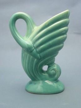 Swan vase, 1955