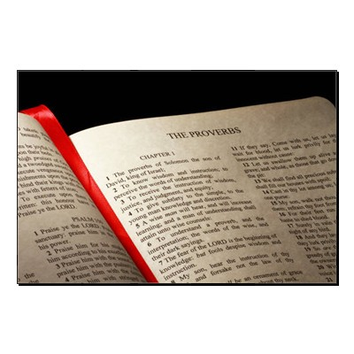The Book of Proverbs has been a popular suggested  reading at the start of every day for Christians for generations.