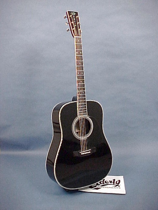 This guitar is no longer available,