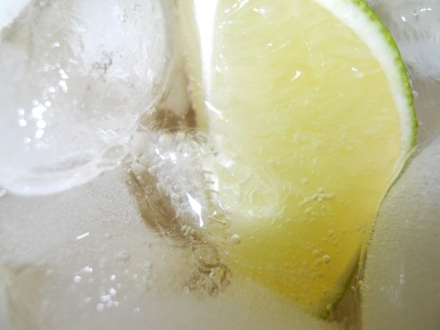 Don't skimp on the fresh lime!