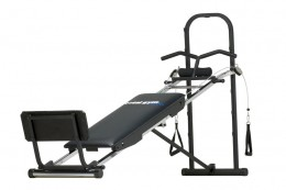 Total Gym 14000, an upscale version of the entry level TG that I have.