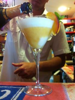 Alfredo's Cocktail Recipe