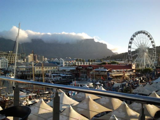 The V&A Waterfront - shopping in paradise