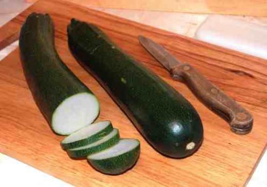 Zucchini/Courgette public domain