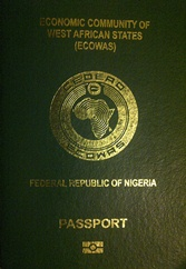 The Nigerian e-Passport