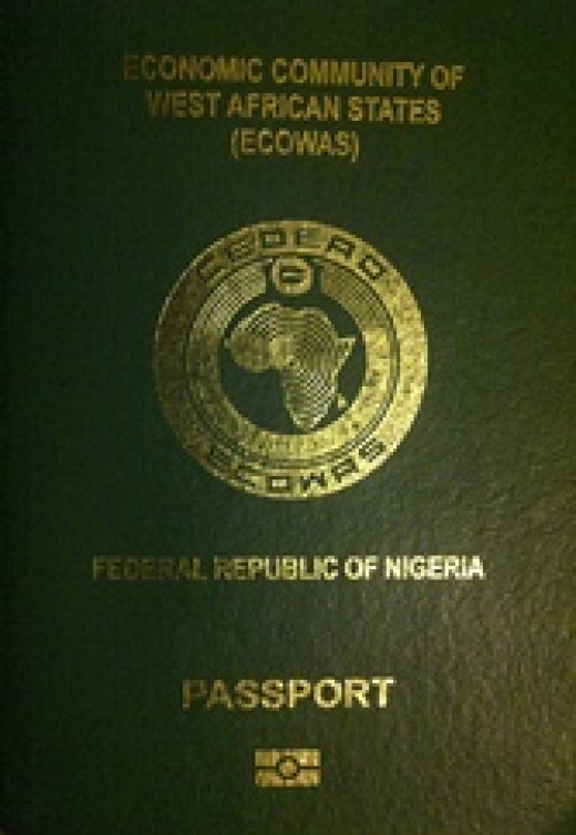 The Nigerian e-Passport