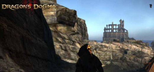 Dragon's Dogma Reach Bluemoon Tower - Finally! The Bluemoon Tower is physically sighted and almost within reach........