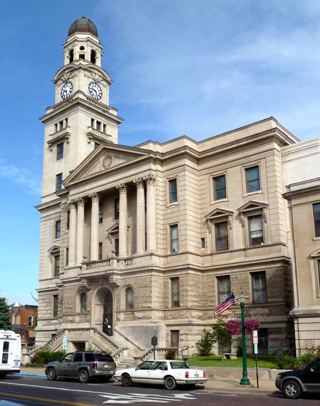 Washington County Courthouse, Marietta