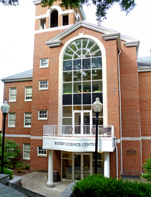 Rickey Science Center, Marietta College