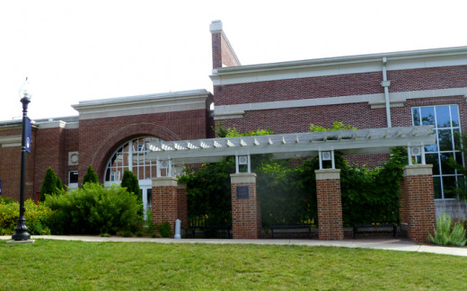 The Gilman Student Center, Marietta College