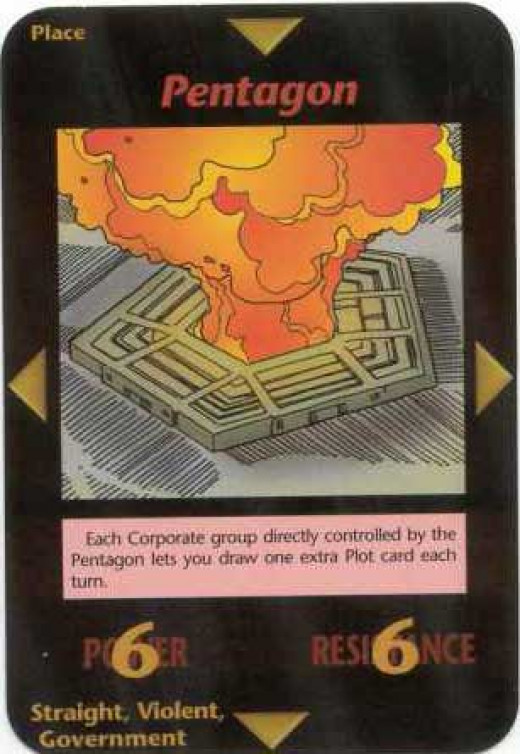 "The Pentagon exploding because of a terrorist attack with the caption: ""Straight violent government"".  Is this a reference to 9-11 being an inside job?"