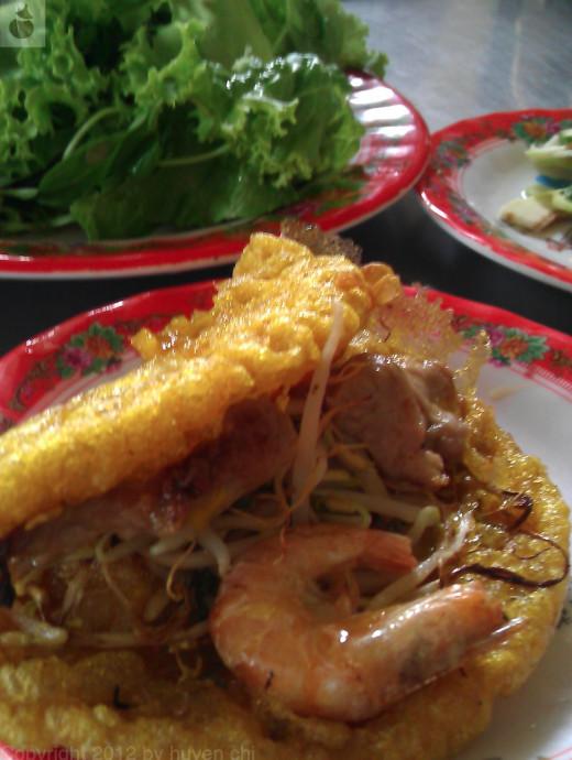 Banh khoai - Lac Thien
