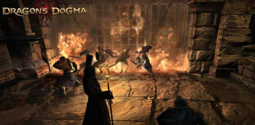 Dragon's Dogma Get Past the Gates of Bluemoon Tower