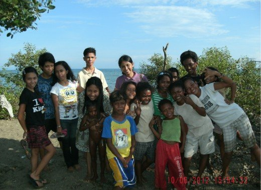 Spending time with them is one of the most rewarding moments of my life.