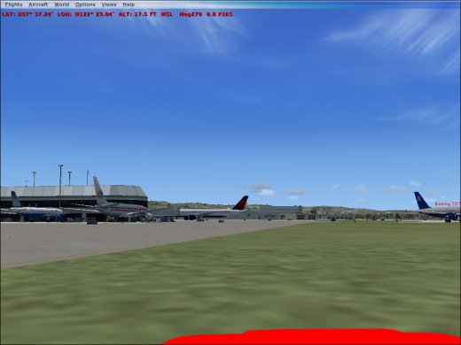American, United, and Delta airlines at San Francisco International (KSFO).