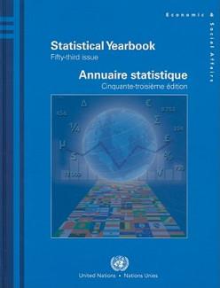 UN statistical year book