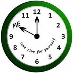 Do you like to have some 'me' time?