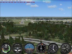 FSX Highways, Enjoying Flight Simulator From the Road With Breathtaking Views Not Noticed from the Air While You Fly.
