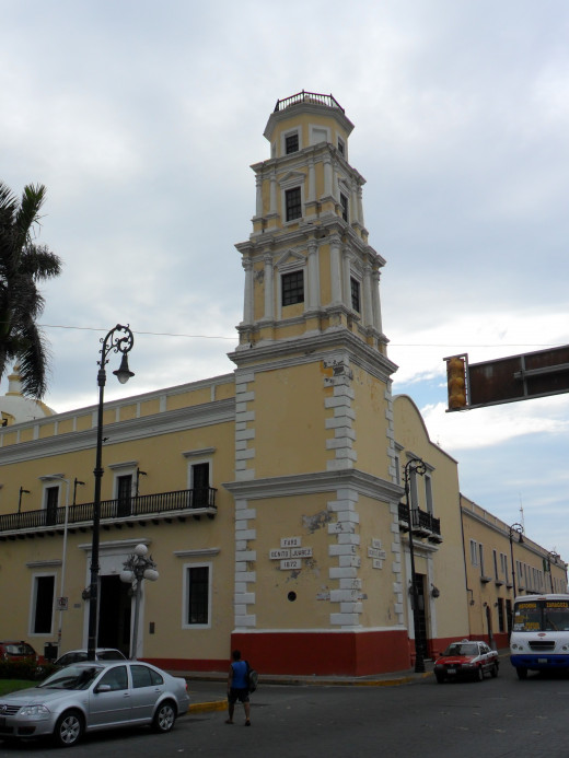 Benito Juarez Lighthouse, Veracruz