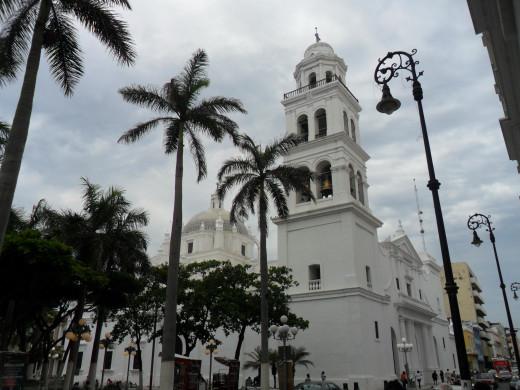 Cathedral, Veracruz