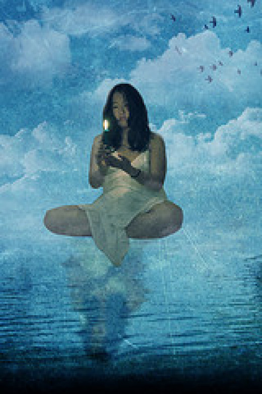 Finding Inner Peace from Reverie-Azaa Source: flcikr.com