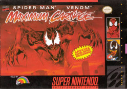 Spider-Man Games: Maximum Carnage (SNES)