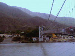 About Rishikesh, A city on the Ganges. My hometown through my eyes...