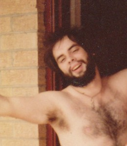 Me...thirty years ago in Tallahassee, FL as a member of Bobby Watt & Mama's Pride.