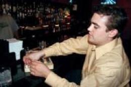 Master Distiller Robert Cassell