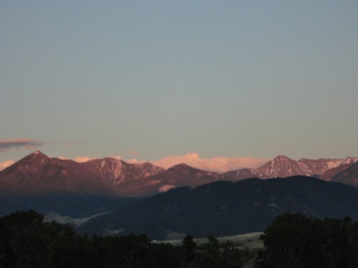 Montana Mountains