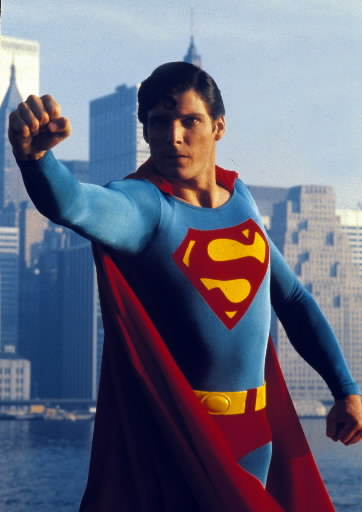 The one and only Superman Man of Steel