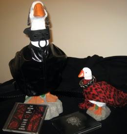 Goth Geese