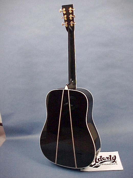 Three Piece backs are the hallmark of the Martin D-35, NOT, the D-42, however, the Martin D-42JC has a three piece back