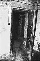 Only picture of Nazi Gas Chamber in Jan Karsk  Report.