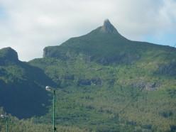 Mountains of Mauritius: Le Pouce