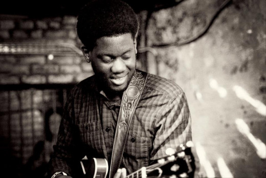 Michael Kiwanuka singer/songwriter
