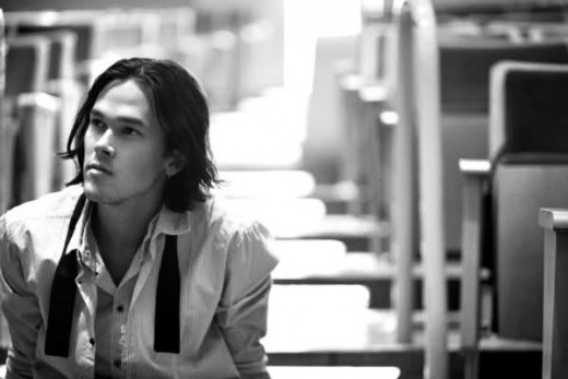 Justin Nozuka singer/songwriter