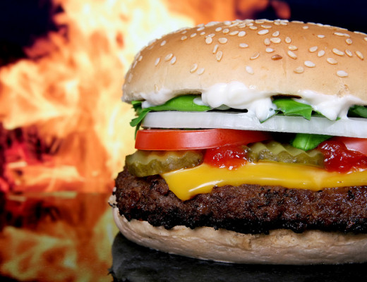 """Hobo Burgers"" make a perfect food item for any outdoor grilling-event."