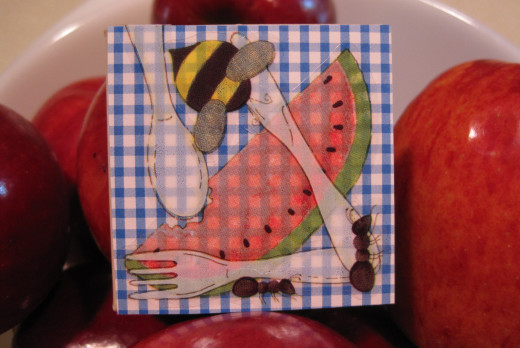 Bee & Ant Picnic