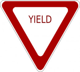 YIELD - to the will of God. It will bring great reward.